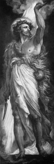 Elijah, 1926-Frederic Shields-Giclee Print