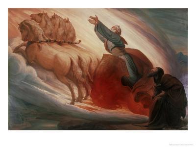 Elijah-Edward Jakob Von Steinle-Giclee Print