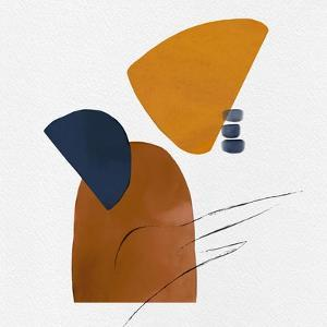 Abstract Shapes No.14 by Eline Isaksen
