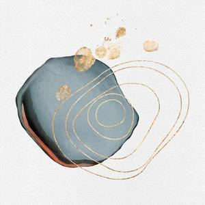 Abstract Shapes No.6 by Eline Isaksen