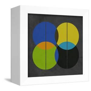 Four Circles III by Eline Isaksen