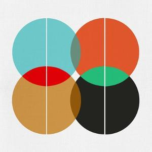 Four Circles by Eline Isaksen
