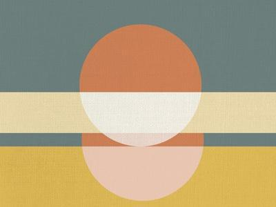 Geometric Sunrise I