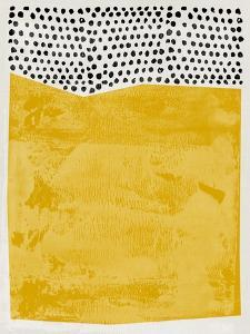 Mid Century Amber Study by Eline Isaksen