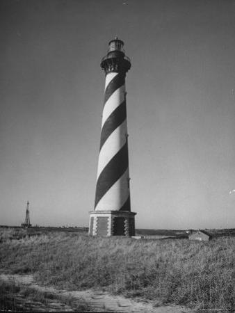 Cape Hatteras Lighthouse by Eliot Elisofon