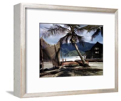 December 1946: Beach-Goers in the West Indies