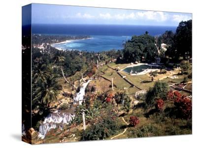 December 1946: Shaw Park in Ocho Rios Bay, Jamaica