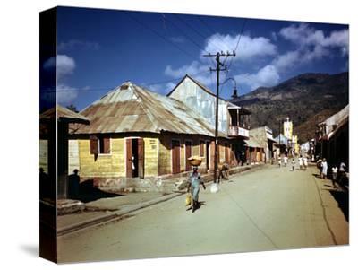 December 1946: Town of Cap Haitien, Haiti