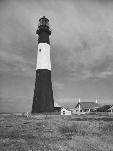 Tybee Lighthouse, North of Savannah by Eliot Elisofon