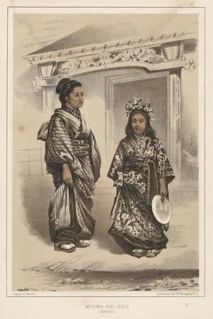 Mother and Child (Simoda), 1855