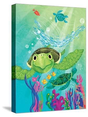 A Sea Turtle Rescue - Jack & Jill