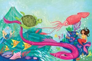 Hidden Ocean Treasures - Jack & Jill by Elisa Chavarri