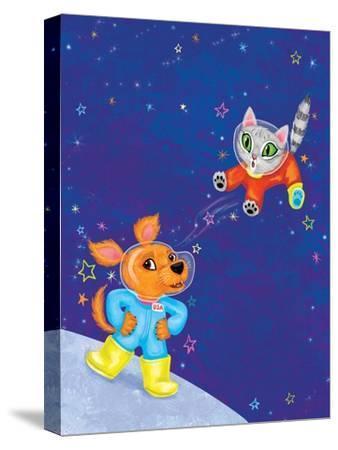 Mutt on the Moon - Jack & Jill