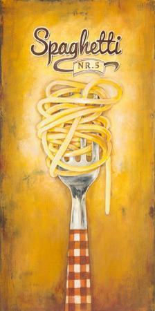 Spaghetti by Elisa Raimondi