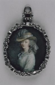 Portrait de madame du Barry (1743-1793) by Elisabeth Louise Vigée-LeBrun