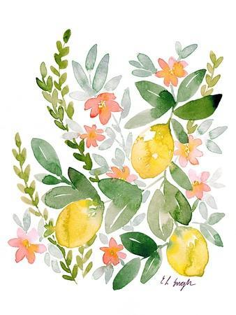 Lemons and Blossoms