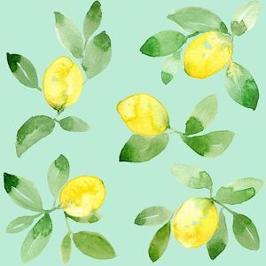 Lemons - Mint by Elise Engh