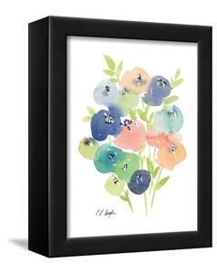 Pastel Flowers II by Elise Engh