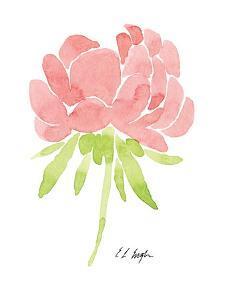 Pink Flower by Elise Engh