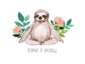 Take it Easy by Elise Engh