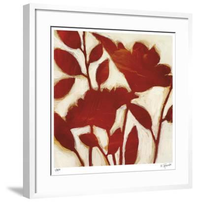 Red Botanical I