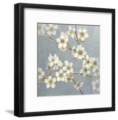 Silver Blossoms I
