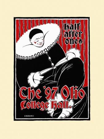 Half After One, The '97 Olio College Hall