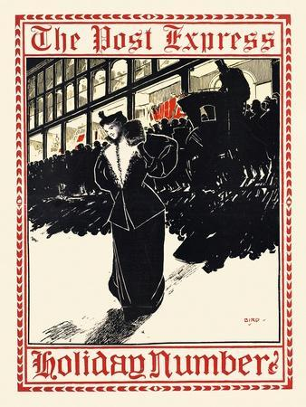 The Post Express, Holiday Number