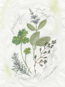 Parsley & Sage by Elissa Della-piana
