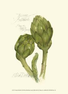 Tuscany Artichoke by Elissa Della-piana