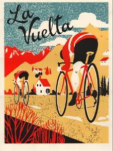 La Vuelta, 2015 by Eliza Southwood