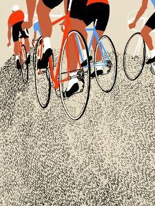 Legs, 2012 by Eliza Southwood