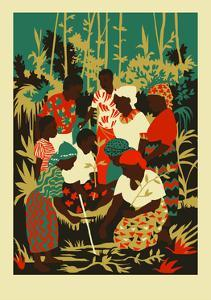 Planting Trees by Eliza Southwood