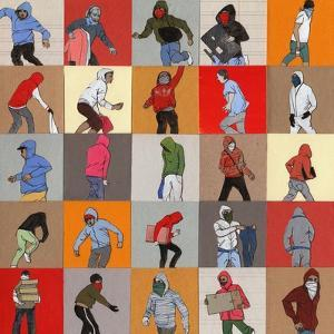 Rioters, 2014 by Eliza Southwood