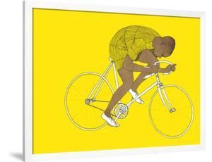 Yellow Major Taylor, 2014 by Eliza Southwood