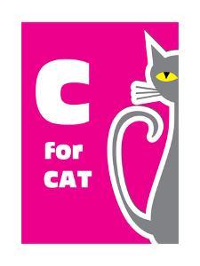 C For The Cat by Elizabeta Lexa