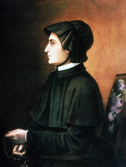 Elizabeth Ann Seton--Giclee Print