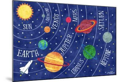 Space and Planets by Elizabeth Caldwell