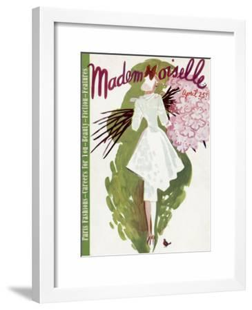Mademoiselle Cover - April 1937