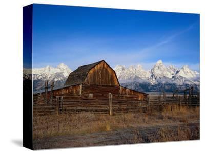 Barn, Grand Teton National Park, WY