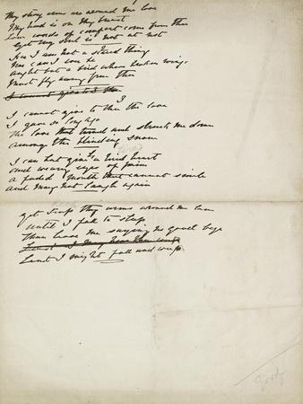 Folder of Poetry