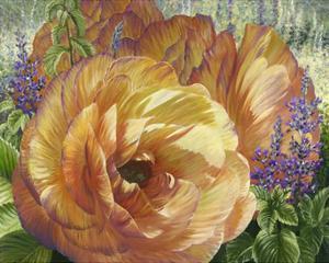 Arcidia Garden by Elizabeth Horning