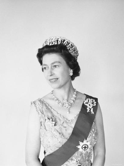 Elizabeth II, Born 21 April 1926-Cecil Beaton-Photographic Print