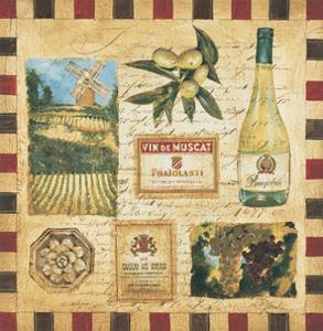 From the Wine Land II by Elizabeth Jardine