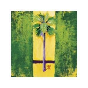 Neon Palm III by Elizabeth Jardine