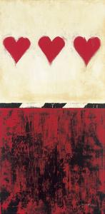 Three of Hearts by Elizabeth Jardine