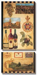 Wine Country I by Elizabeth Jardine