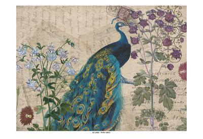 Peacock Botanical 3