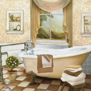 French Bath II by Elizabeth Medley