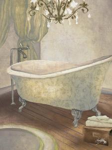 Guest Bathroom II by Elizabeth Medley